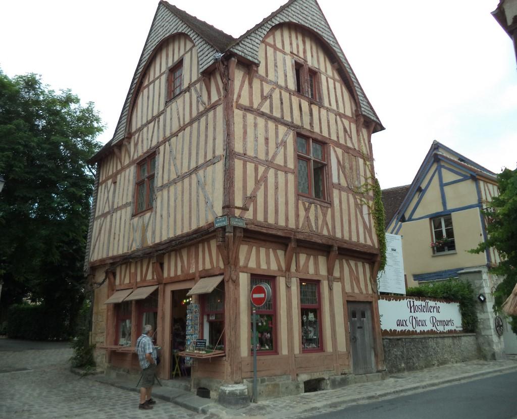 Choses faire for Maison provins
